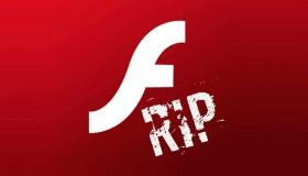 Τέλος στην υποστήριξη του Flash από την Adobe
