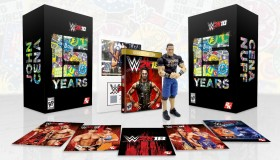 WWE 2K18 John Cena Nuff Collector's Edition