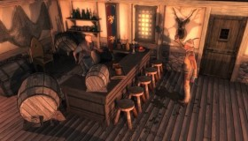 Crossroads Inn: Φτιάξτε την δική σας ταβέρνα