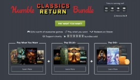 Humble Classics Return Bundle