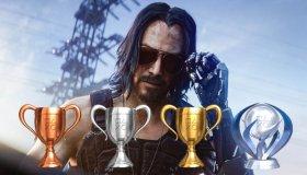 Η CD Projekt Red ανακοίνωσε τον αριθμό των trophies του Cyberpunk 2077