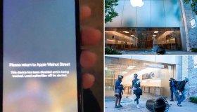 Η Apple προειδοποιεί τους κλέφτες iPhone στην Αμερική με μήνυμα στην οθόνη των κινητών