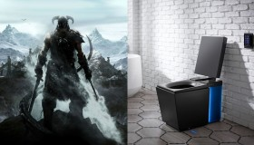 To Skyrim: Very Special Edition παίζεται και από Smart τουαλέτα των 6.000 δολαρίων