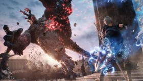 Devil May Cry 5 gameplay videos