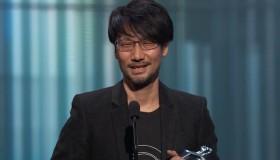 Hideo Kojima και Guillermo Del Toro στα The Game Awards