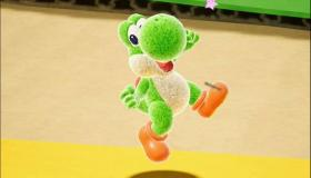 Yoshi για το Nintendo Switch: Gameplay video