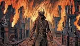 Bloodborne: The Death of Sleep βιβλίο κόμικ