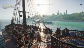 Assassin's Creed Odyssey: Σύστημα μάχης και ναυμαχίες