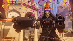 Overwatch 2018 Anniversary Event