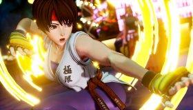 King of Fighters 15: Οι χαρακτήρες