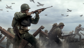 UK Charts: 13-19/11/2017: Call of Duty WW2 ξανά