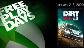 Δωρεάν περίοδος για το DiRT Rally 2.0 στο Xbox One