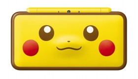 New Nintendo 2DS XL Pikachu Edition και Great Detective Pikachu