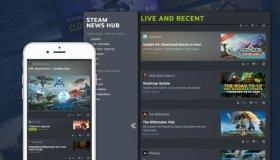 Το News Hub έρχεται στο Steam