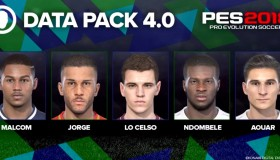 Pro Evolution Soccer 2019 Data Pack 4.0