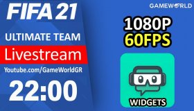 FIFA 21 Ultimate Team Live 2021