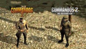 Commandos 2 και Praetorians HD remasters