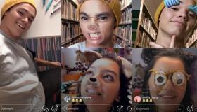 Κάντε split-screen livestream με φίλους σας στο Instagram