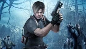 Resident Evil 4 HD Project mod