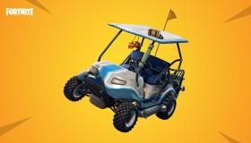 Fortnite patch v5.0: Golf carts, νέες περιοχές και autofire