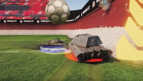 Tank Football 2018: Το Rocket League mode του World of Tanks
