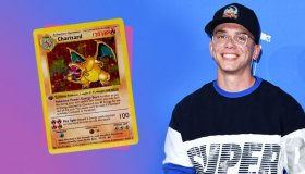 O rapper Logic αγόρασε κάρτα Pokemon για 183.000 δολάρια