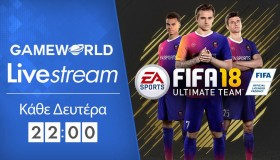 FIFA 18 Ultimate Team Live