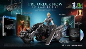 Final Fantasy 7 Remake: Collector's Edition