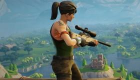 Fortnite: Heavy sniper rifle με το οποίο χτυπάτε μέσα από τοίχους