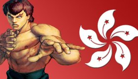 H Capcom αντικατέστησε την σημαία του Χονγκ Κονγκ με αυτή της Κίνας στο Super Street Fighter 2 Turbo