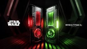 Nvidia Titan Xp: Συλλεκτικές εκδόσεις αφιερωμένες στο Star Wars