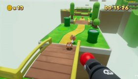 Super Mario 3D First-Person Shooter