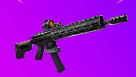 Fortnite patch 9.01: Tactical Assault Rifle
