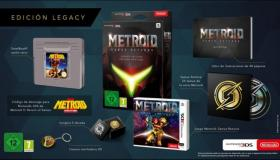Metroid: Samus Returns Legacy Collector's Edition