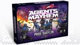 Επιτραπέζιο Agents of Mayhem: Pride of Babylon