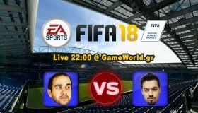 Fifa 18 Live Battles