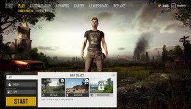 PlayerUnknown's Battlegrounds: Δυνατότητα επιλογής χάρτη