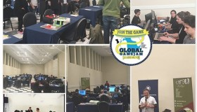 6ο Global Game Jam - Athens 2018