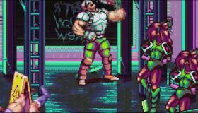 Paprium: Beat 'Em Up για το Mega Drive