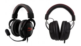 Kingston HyperX Cloud headset