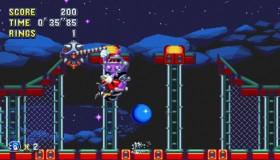 Φόρος τιμής σε hacker του Sonic community στο Sonic Mania