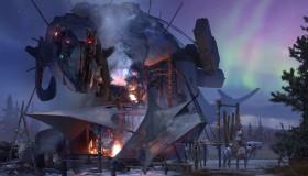 Horizon Zero Dawn: The Frozen Wilds