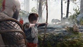God of War στο PS4