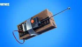 Fortnite Blitz mode και Explosives