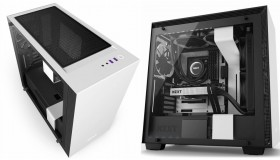 NZXT Towers