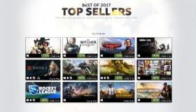 Steam: Τα games με τα περισσότερα κέρδη το 2017