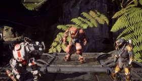 Anthem gameplay videos