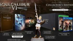 Soulcalibur VI: Ημερομηνία κυκλοφορίας και Collector's Edition
