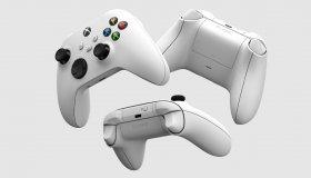 H Microsoft αποκάλυψε το Robot White controller του Xbox Series S