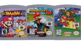 Cartridges για Nintendo 64